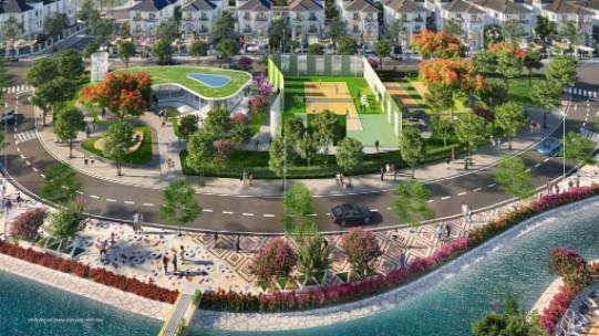 Dự án sở hữu thiết kế nổi bật và đột phá so với các dự án bất động sản khác tại thành phố
